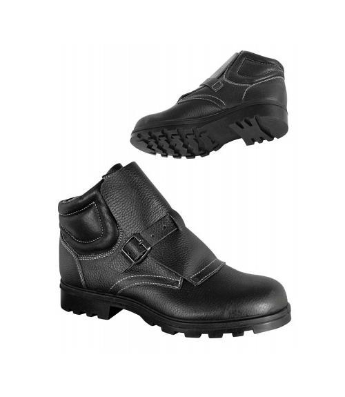 Ботинки для сварщиков СВАРЩИК-Н, Фабрика обуви Модерам, г. Санкт-Петербург