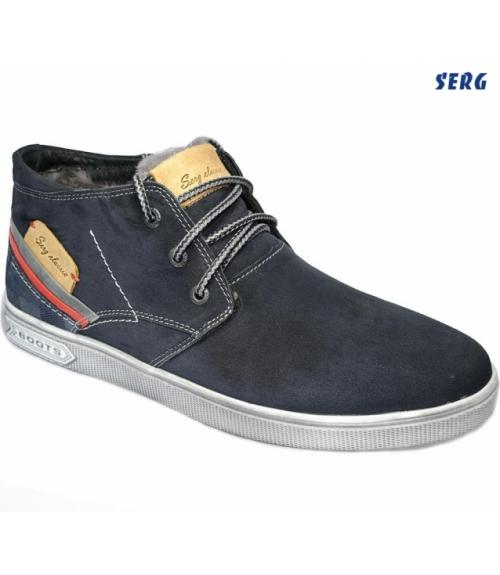 Кеды мужские зимние, Фабрика обуви Serg, г. Махачкала
