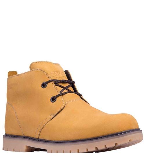 Ботинки мужские зимние Кингстон, Фабрика обуви Trek, г. Пермь