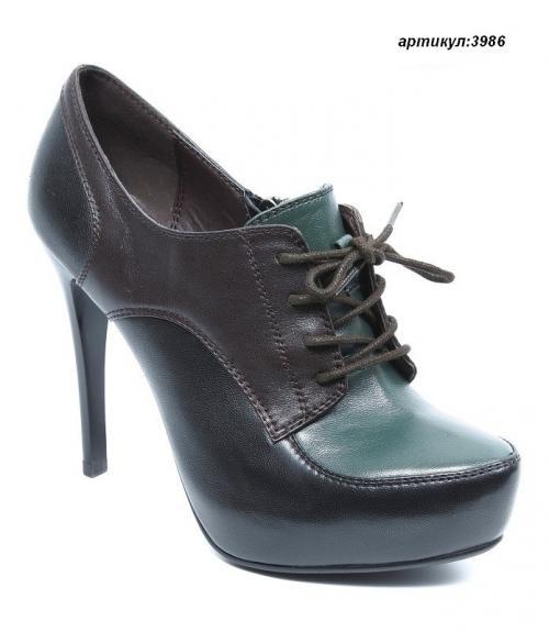 Ботильоны женские, Фабрика обуви Shelly, г. Москва
