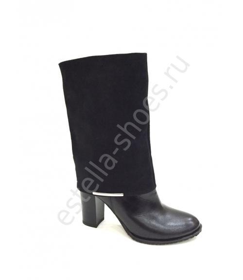 Полусапоги женские, Фабрика обуви Estella shoes, г. Москва