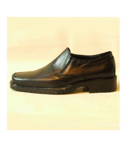 Полуботинки мужские офисные Бест, Фабрика обуви Санта-НН, г. Нижний Новгород