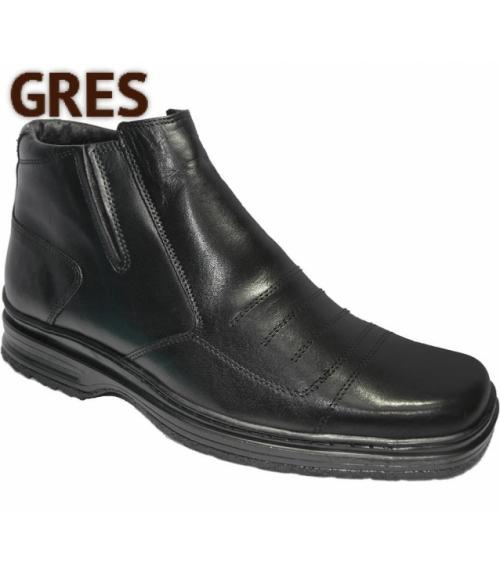 Ботинки мужские зимние большого размера, Фабрика обуви Gres, г. Махачкала