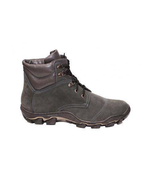 Ботинки мужские, Фабрика обуви Росток, г. Биробиджан