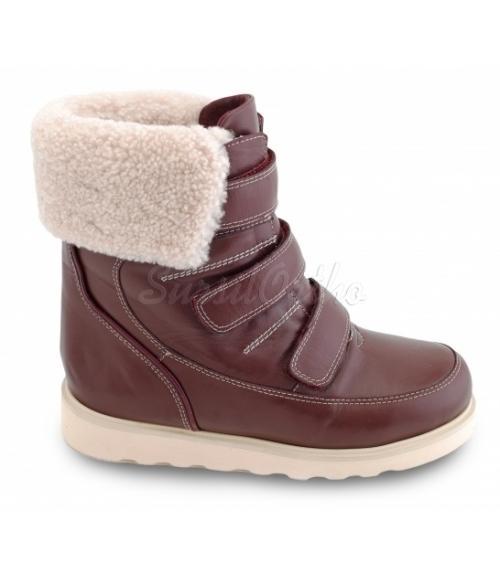 Ботинки ортопедические подростковые, Фабрика обуви Sursil Ortho, г. Москва