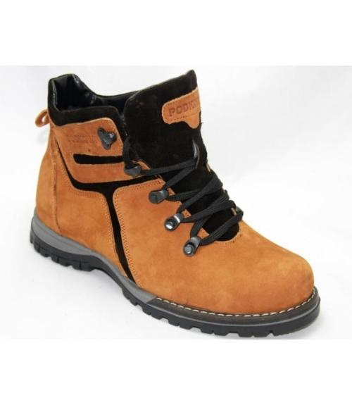 Ботинки мужские зимние, Фабрика обуви Подкова, г. Махачкала