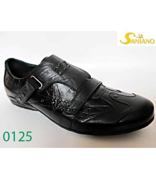 Полуботинки мужские, Фабрика обуви Saniano, г. Ростов-на-Дону