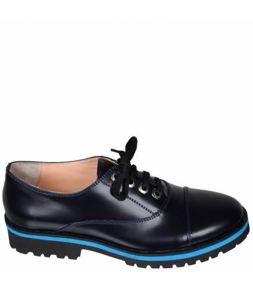 Полуботинки женские, Фабрика обуви Garro, г. Москва