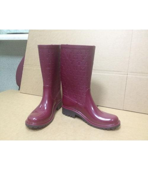 Сапоги ПВХ женские, Фабрика обуви Тесей, г. Барнаул