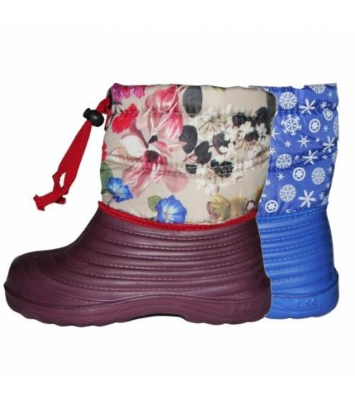 Полусапоги на основе ПВХ, Фабрика обуви Lord, г. Кисловодск