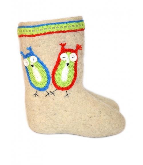 Валенки детские, Фабрика обуви ВаленкиОпт, г. Чебоксары
