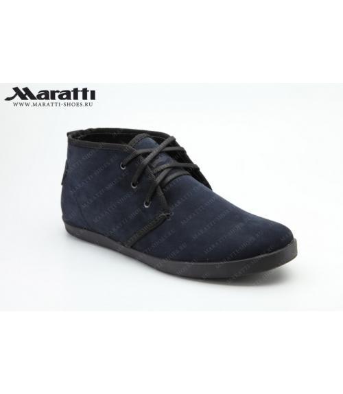 Кеды мужские зимние, Фабрика обуви Maratti, г. Москва