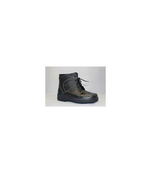 Ботинки ортопедические женские, Фабрика обуви ОртоДом, г. Санкт-Петербург