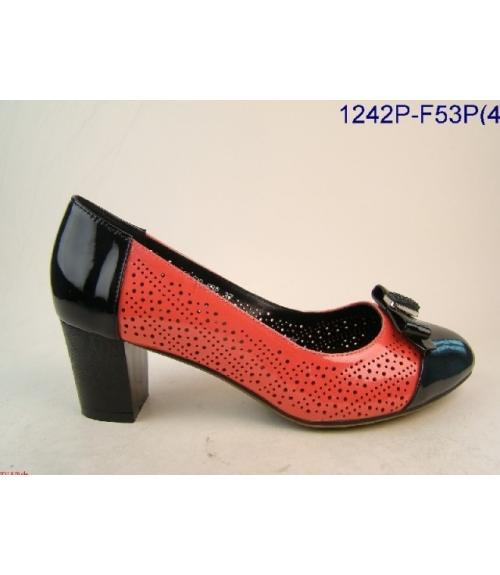Туфли женские на полную ногу, Фабрика обуви Askalini, г. Москва