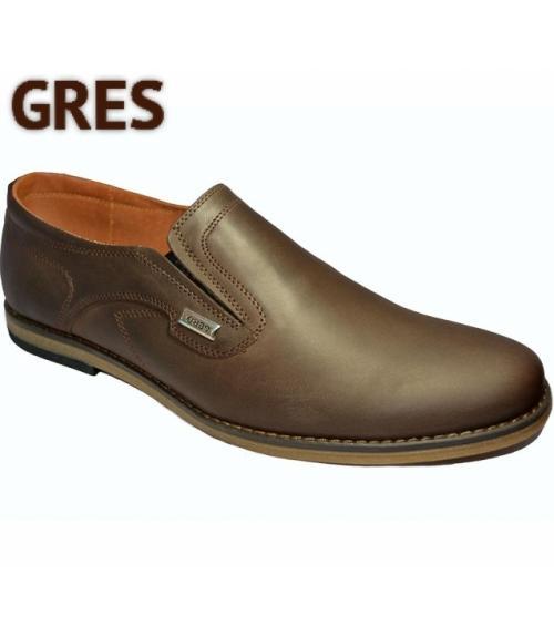 Полуботинки мужские, Фабрика обуви Gres, г. Махачкала