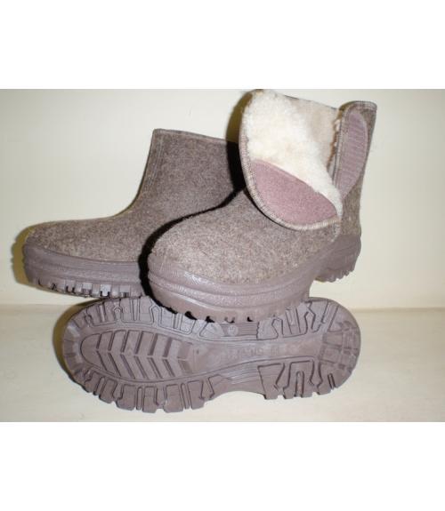 Ботинки суконные, Фабрика обуви Уют-Эко, г. Пушкино