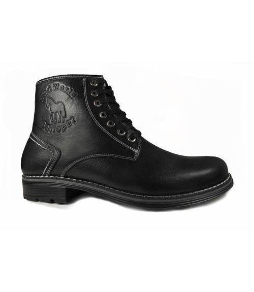Ботинки мужские, Фабрика обуви Статус, г. Москва