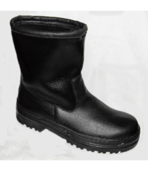 Сапоги рабочие мужские, Фабрика обуви Омскобувь, г. Омск