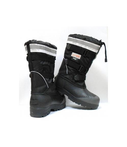 Сапоги мужские зимние НАСТ с КП с антипрокольной стелькой, Фабрика обуви Центр Профессиональной Обуви, г. Москва