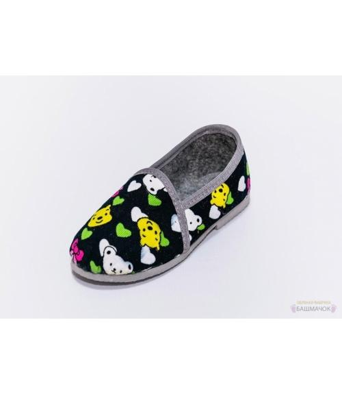 Тапочки детские  лодочка, мод. 109, Фабрика обуви Башмачок, г. Чебоксары