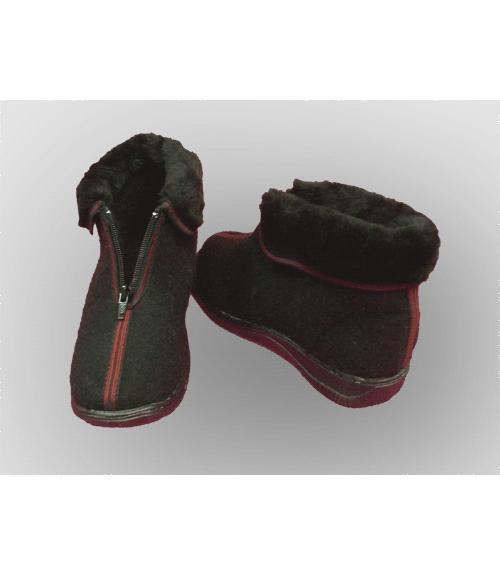 Ботинки войлочные, Фабрика обуви Флайт, г. Кисловодск