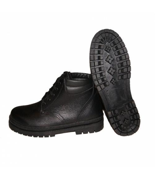 Ботинки рабочие, Фабрика обуви Промобувь, г. Чебоксары