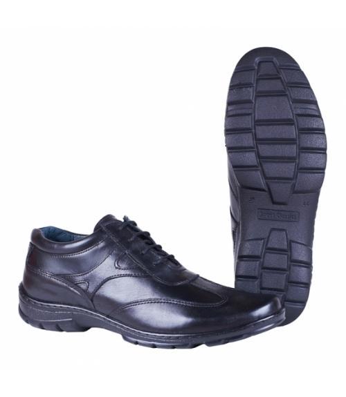 Полуботинки мужские Crosser Light, Фабрика обуви Альпинист, г. Санкт-Петербург