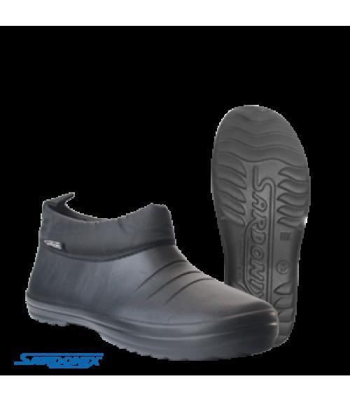 Галоши  ФЕРМЕР утепленные надставкой, Фабрика обуви Sardonix, г. Астрахань