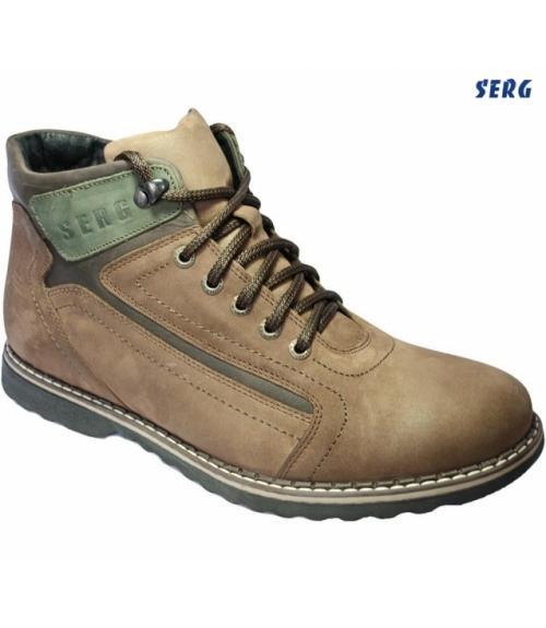 Ботинки мужские, Фабрика обуви Serg, г. Махачкала