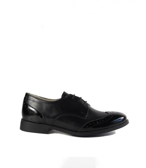 Туфли Kumi  из натуральной кожи и лака, Фабрика обуви Kumi, г. Симферополь