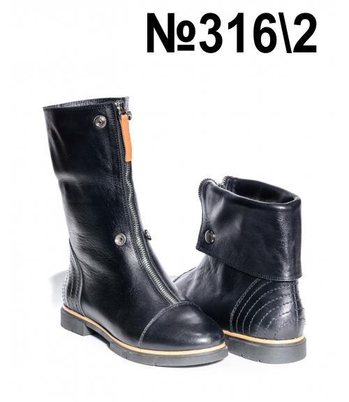 Ботинки женские, Фабрика обуви AST, г. Евпатория