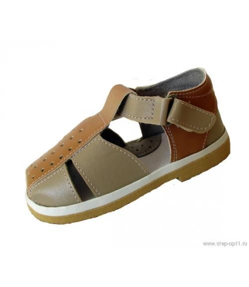 Сандалии ясельные для мальчиков, Фабрика обуви Стэп-Ап, г. Давлеканово