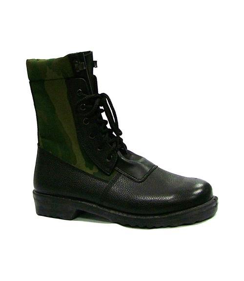 Берцы комбинированные, Фабрика обуви Костромская фабрика обуви, г. Кострома