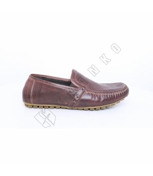 Мокасины мужские, Фабрика обуви Franko, г. Санкт-Петербург