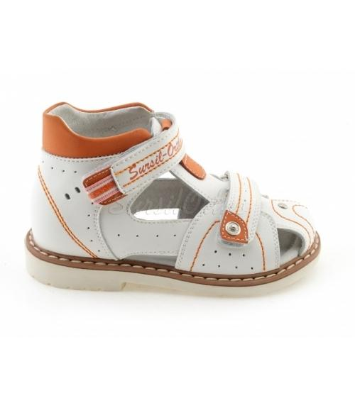Ортопедические сандалии детские, Фабрика обуви Sursil Ortho, г. Москва