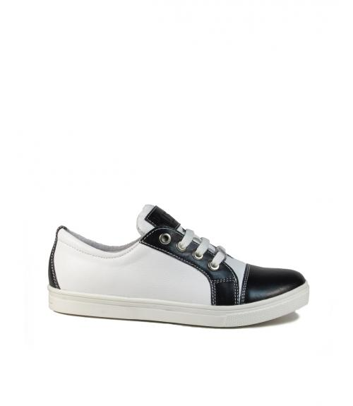 Кеды Kumi из натуральной кожи, Фабрика обуви Kumi, г. Симферополь