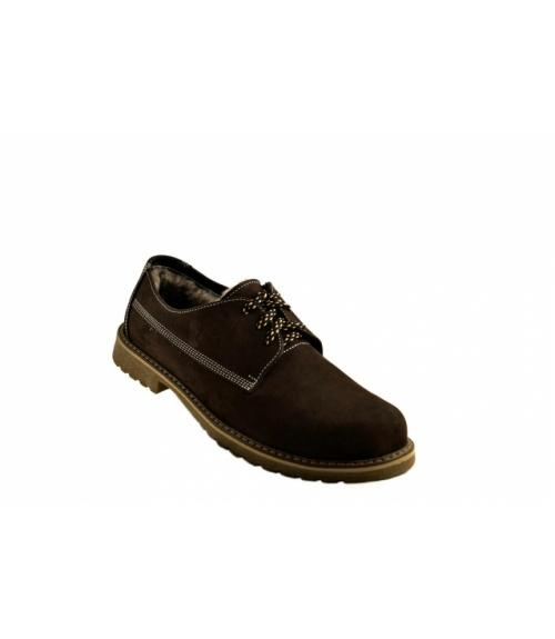 Полуботинки мужские зимние, Фабрика обуви Афелия, г. Санкт-Петербург