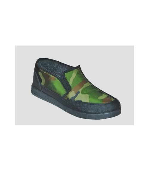 Ботинки утепленные комбинированные, Фабрика обуви Атлантис стиль, г. Ростов-на-Дону