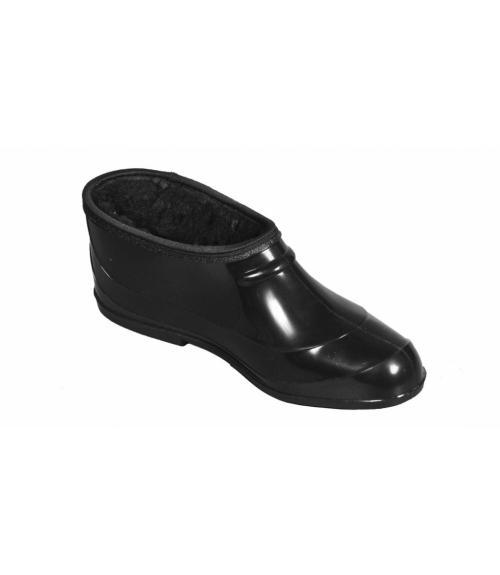 Галоши ПВХ утепленные, Фабрика обуви Soft step, г. Пенза