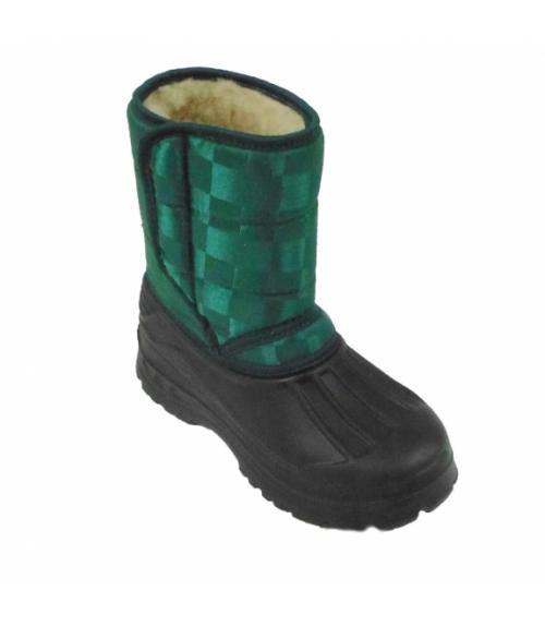 Сапоги детские Аляска, Фабрика обуви Оптима, г. Кисловодск