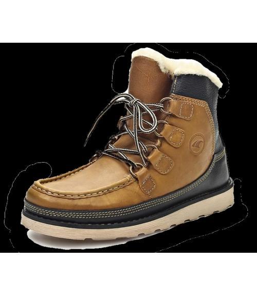 Ботинки мужские зхимние, Фабрика обуви Carbon, г. Ростов-на-Дону