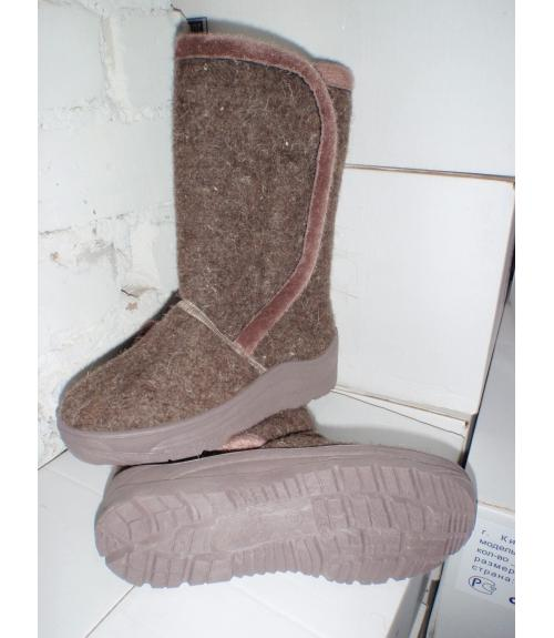 Сапоги суконные, Фабрика обуви Уют-Эко, г. Пушкино