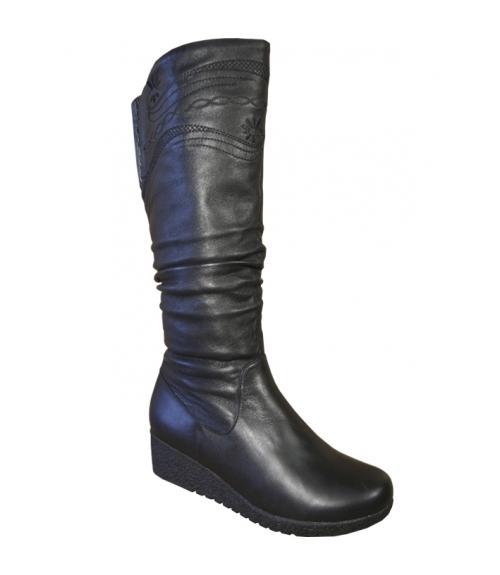 Сапоги женские зимние, Фабрика обуви Inner, г. Санкт-Петербург