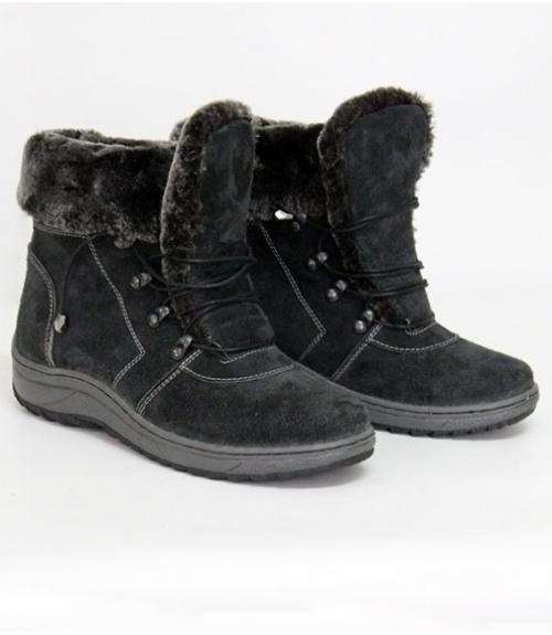 Ботинки женские зимние, Фабрика обуви Мирунт, г. Кузнецк