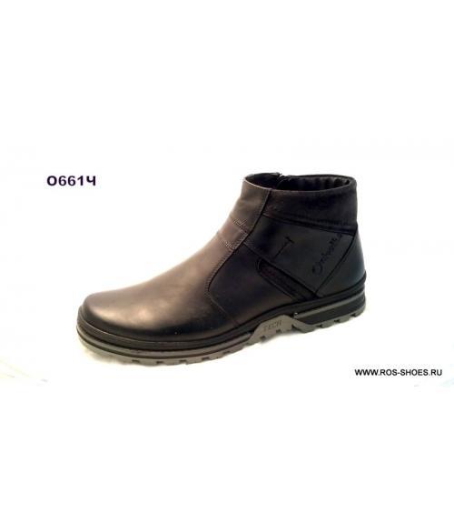 Ботинки мужские, Фабрика обуви RosShoes, г. Ростов-на-Дону