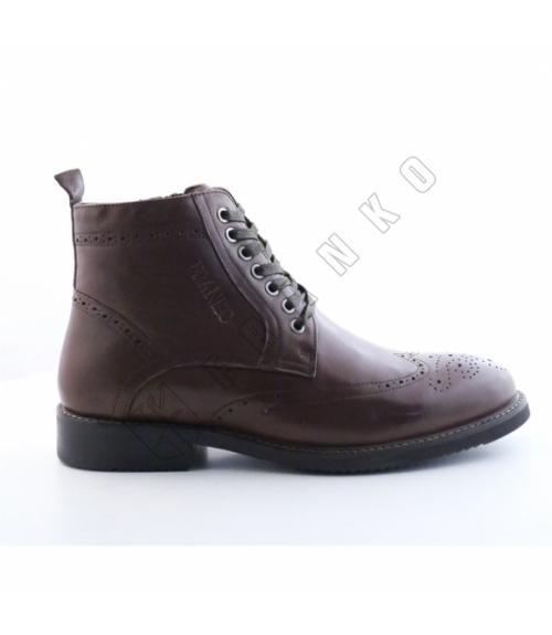 Ботинки мужские, Фабрика обуви Franko, г. Санкт-Петербург