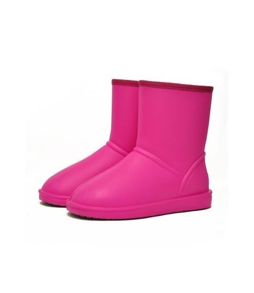 Сапоги ЭВА женские, Фабрика обуви Nordman, г. Псков