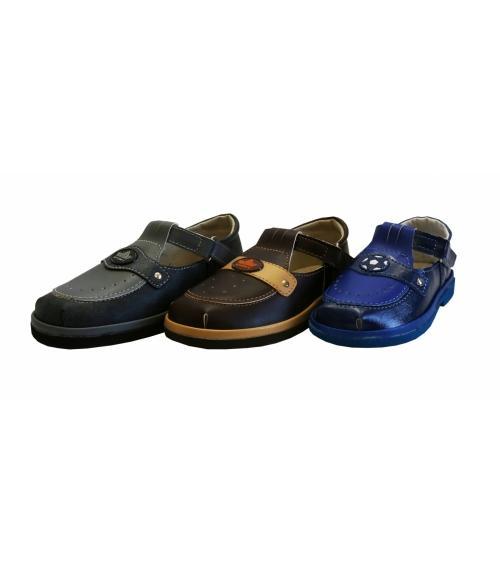 Туфли для мальчиков, Фабрика обуви Пумка, г. Чебоксары