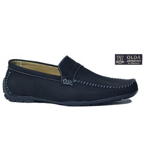 Мокасины мужские, Фабрика обуви Olda, г. Санкт-Петербург