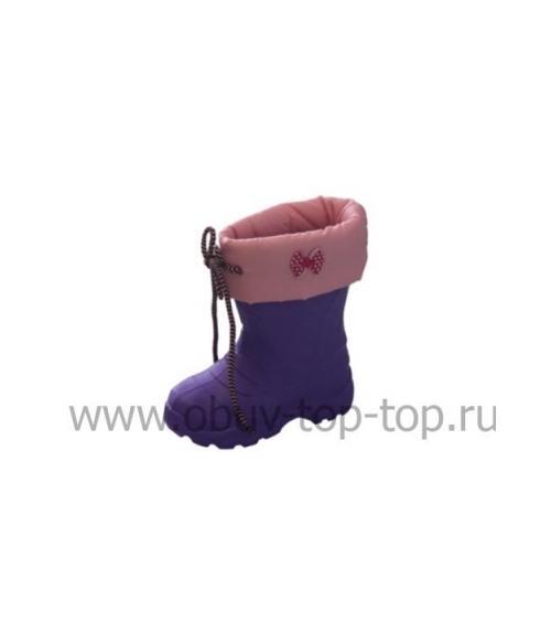 Сапоги ЭВА дошкольные, Фабрика обуви Топ-Топ, г. Сызрань